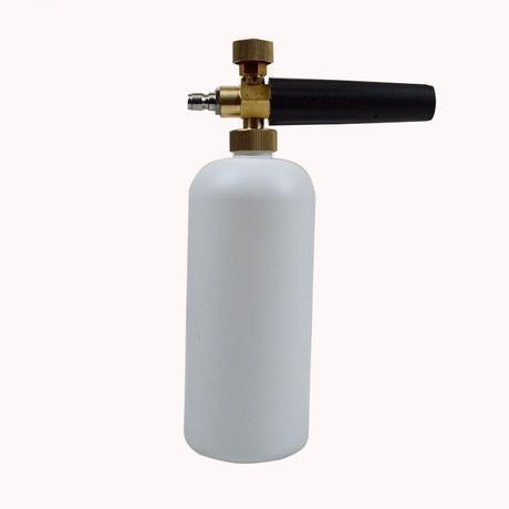 Foam Lance Snow Cannon Pressure Gun W/ Bottle Car Foamer Wash Quick