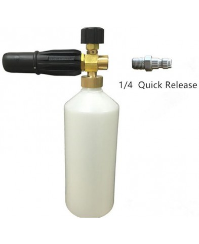 Popular Foamer Injector, w/34 oz. Bottle high density