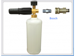 Snow foam gun with bosch adaptors 900ml, foam lance top quality