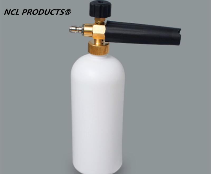 High Pressure Adjustable Snow Foam Lance Washer Soap W