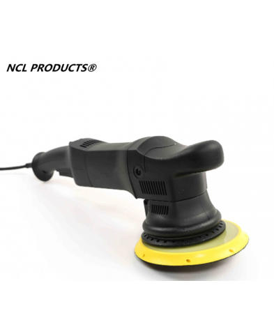 "High quality Dual Action Polisher 21mm random orbital 900w DA with 5"" and 6"" backing pads"