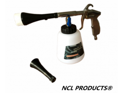 Professional black tornado car cleaning gun, high pressure car washer,car wash tornado gun