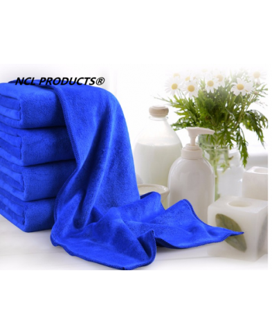 2017 Wholesale Car Wash 100% Polyester Microfiber Cleaning Towel