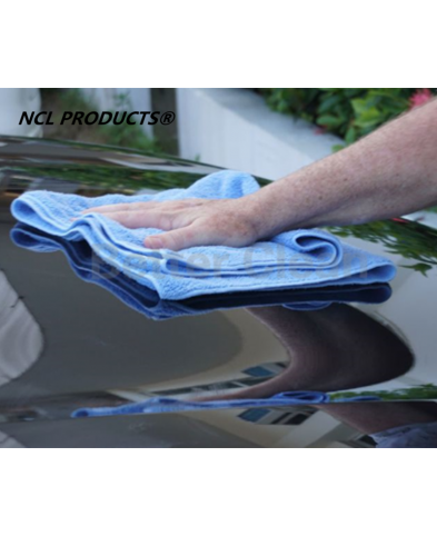 New fabric microfiber towel car cleaning
