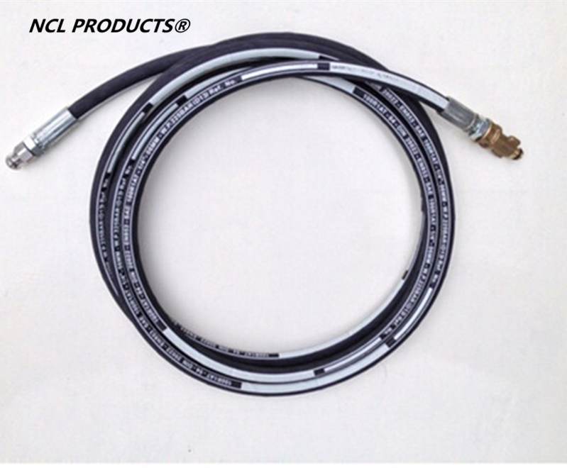 2018 Bosch Aquatak High Pressure Washer Drain Cleaner Hose
