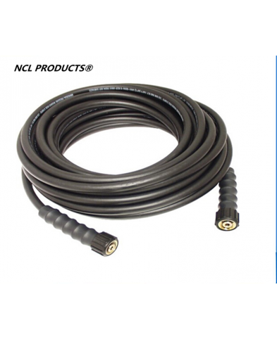 Apache Pressure Washer Hose in black-outlet