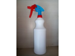 Acid Resistant Sprayer with Heavy Duty Bottle 32 oz Heavy Duty Bottle