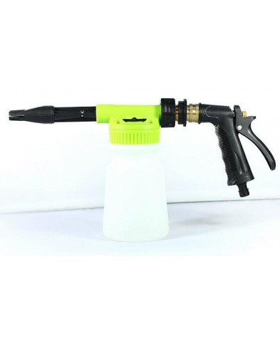 High quality Low pressure foam blaster gun, snow foam lance in green color
