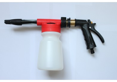 USA Amazon customer request of foam sprayer